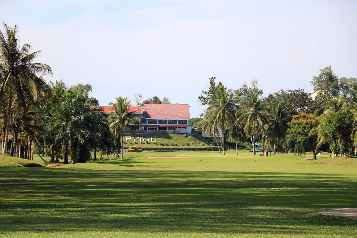 Mentiri golf club