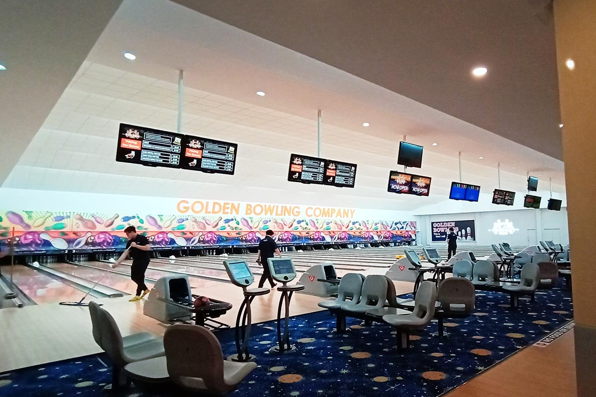 Golden Bowling Company