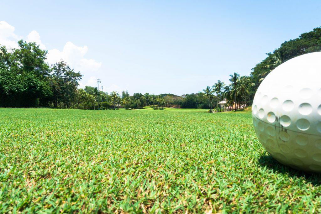 ブルネイのゴルフ体験