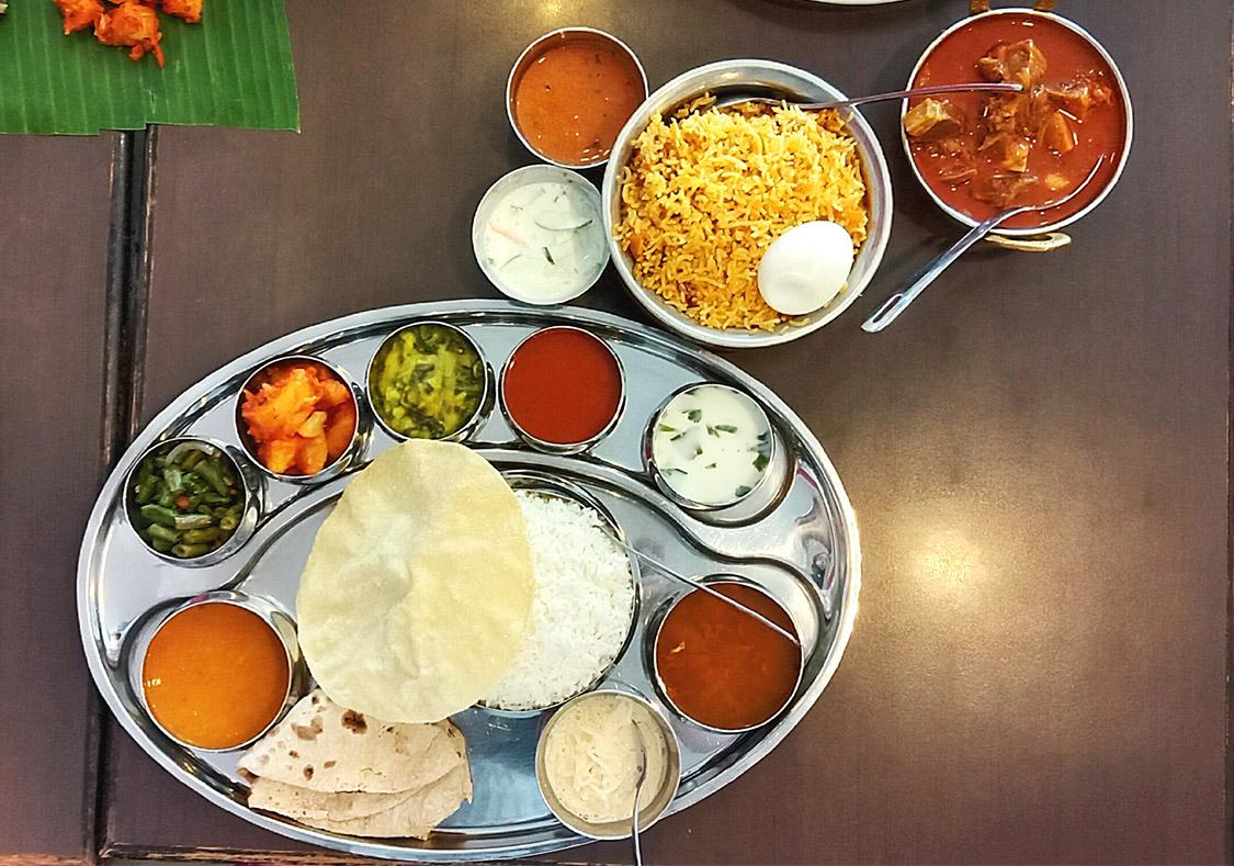 Rajah's Restaurant & Catering