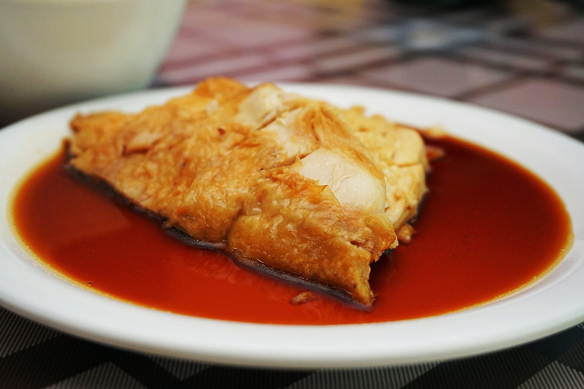 Tanda Kasih Restaurant - food