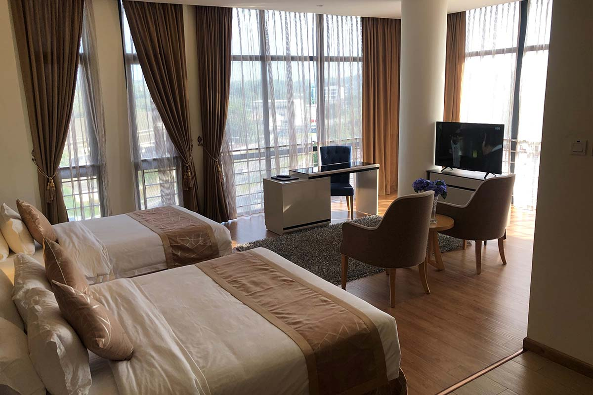 Wafa Hotel brunei 2
