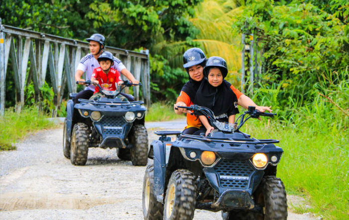 ATV Adventure Brunei 2020