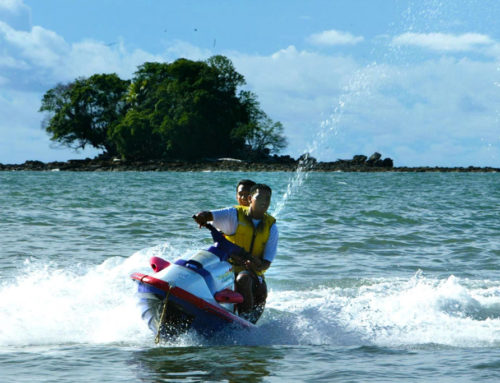 ブルネイ周辺のウォータースポーツとアクティビティ