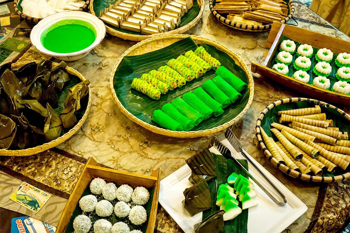 Traditional Kuih